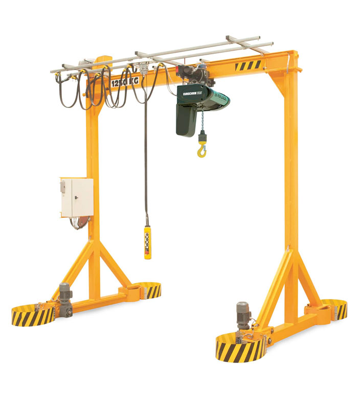Motorised Gantry Crane