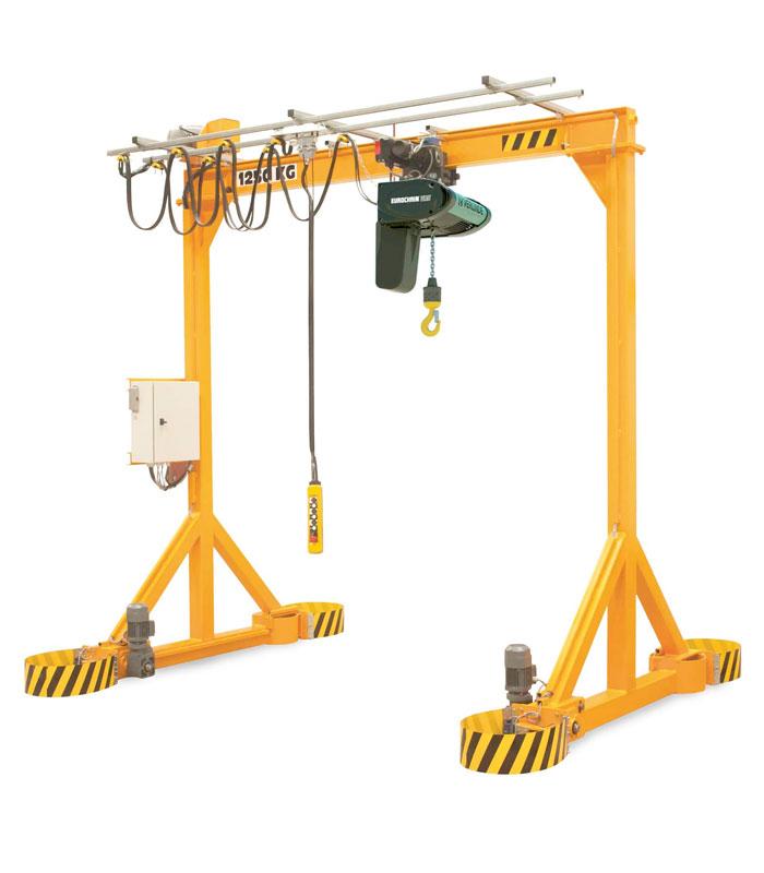 Motorised Gantry Crane